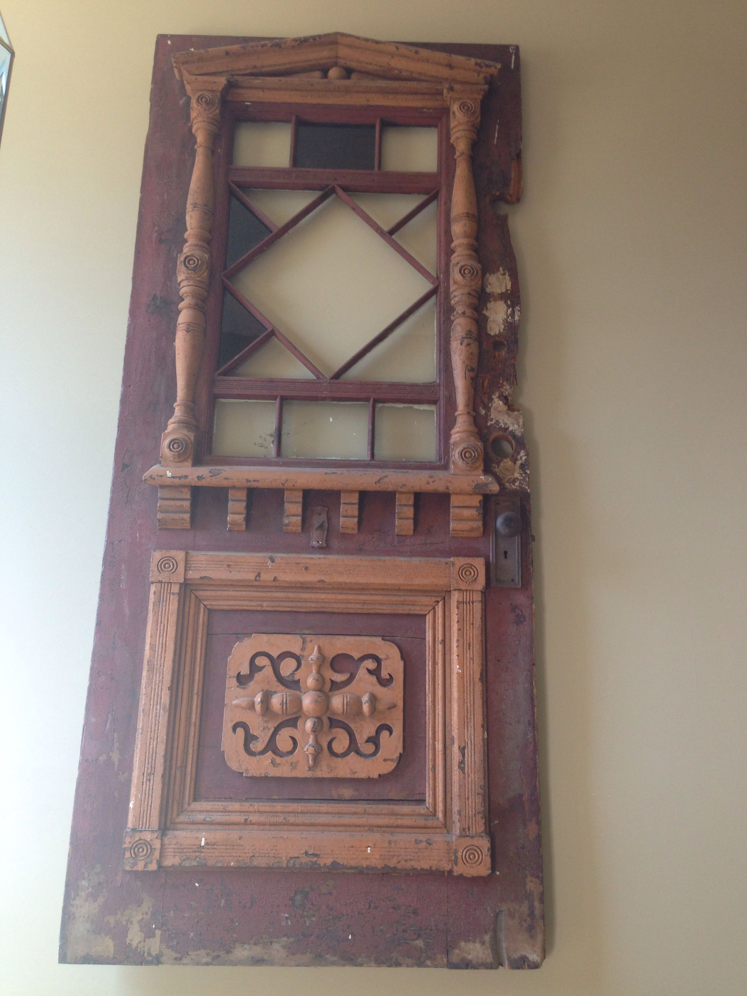 Superior 1846 Front Door From Atlanta