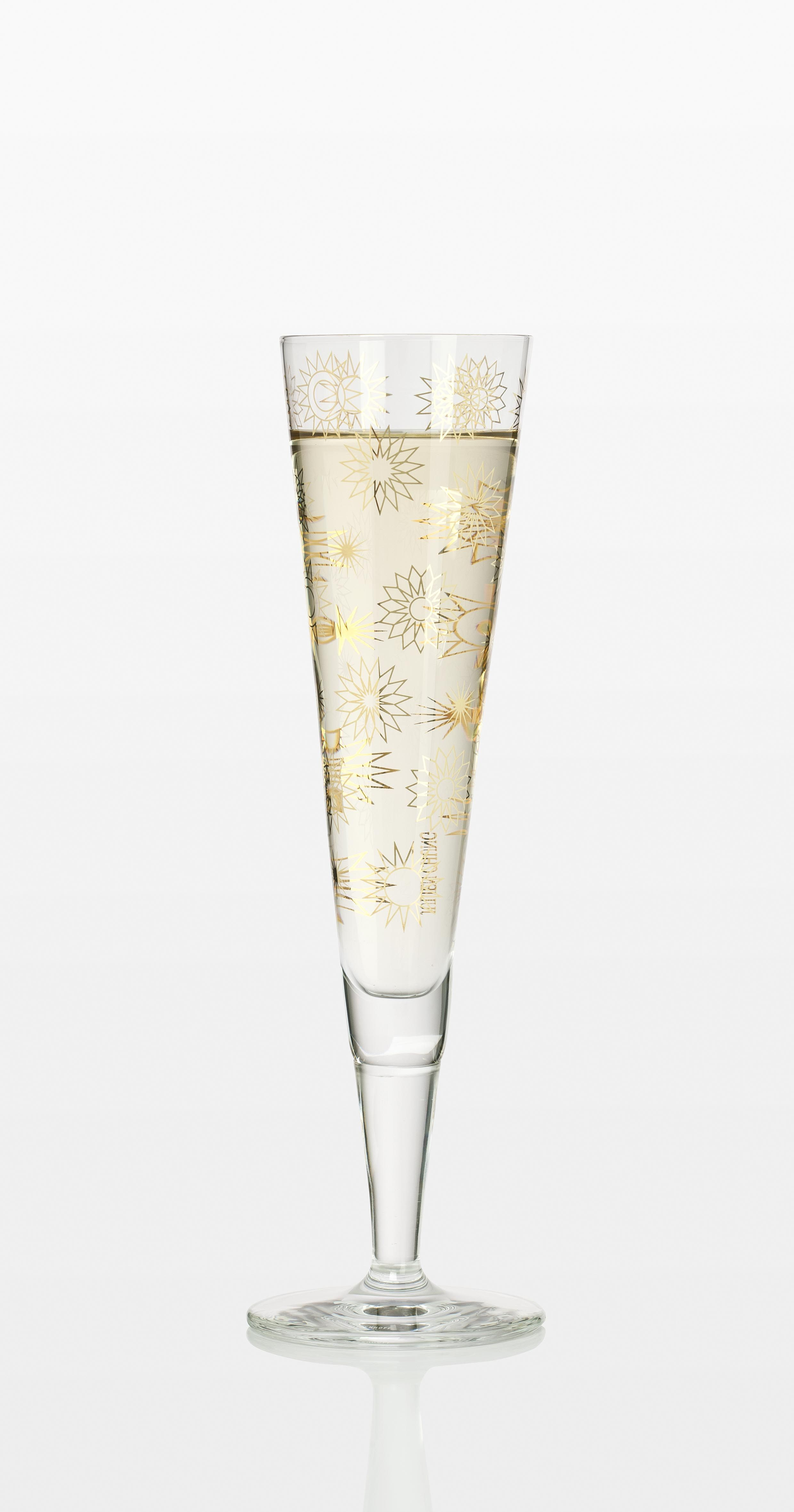 Champus Champagne Glass By Ritzenhoff 2015 Design By Julien Chung