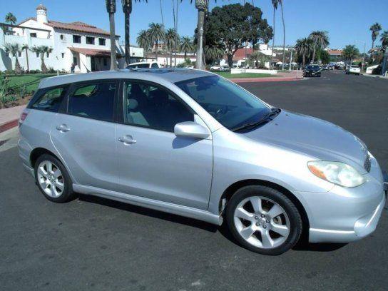 Hatchback, 2006 Toyota Matrix with 4 Door in San Clemente ...