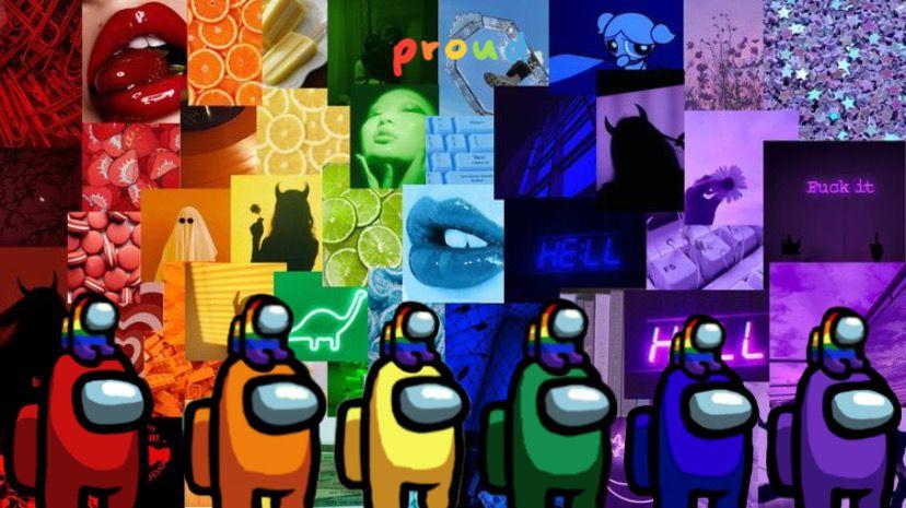 Among Us Iphone Wallpaper Tumblr Aesthetic Aesthetic Iphone Wallpaper Pretty Wallpaper Iphone