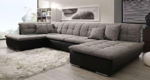 sofas und couches monochromatisch inneneinrichtung wohnzimmer ... - Wohnzimmer Couch