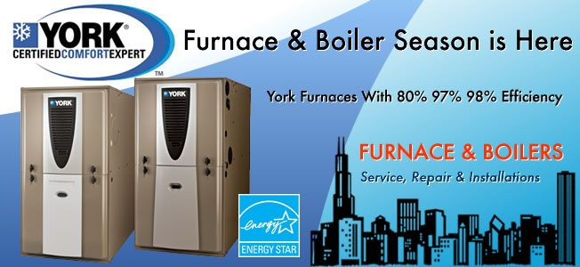 A New Furnace In Chicago Furnace York Furnace Energy Star