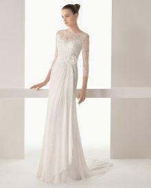 Coleção 2014 de vestidos de Noiva - SOFT by ROSA CLARA