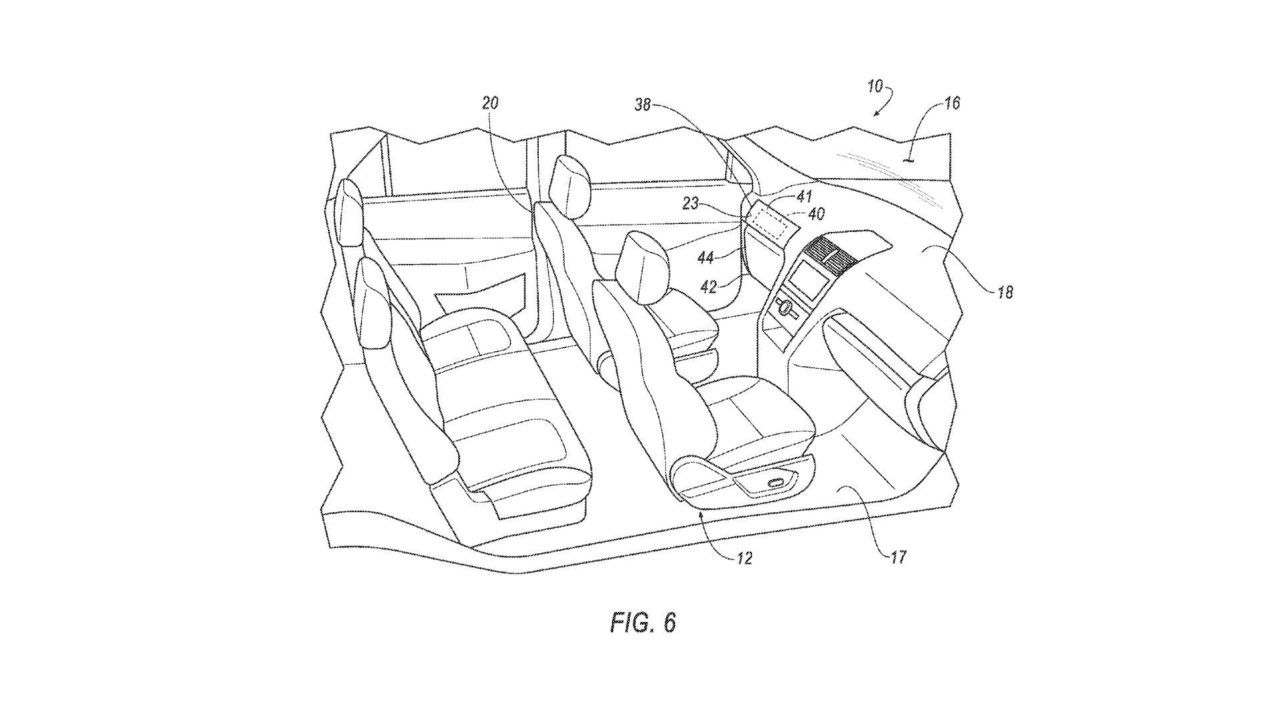 Ford Devises Removable Pedals Steering Wheel For Ai Cars With