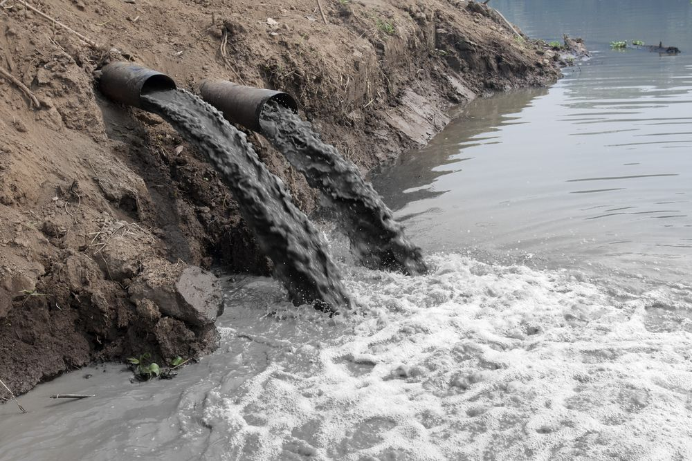 Clean Water Act EPA's Pruitt Has Had Enough Water