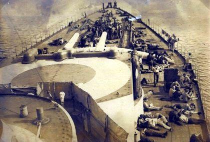 Aft Guns Of Seydlitz In 2020 Schiff Deutsche Kriegsmarine
