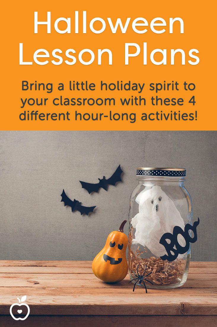 halloween lessons activities crafts u0026 printables grades k 6