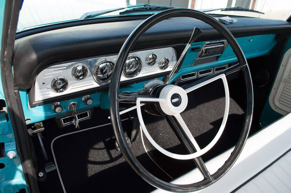 Dsc 0199 1970 Ford F100 Interior Ranger 4x4