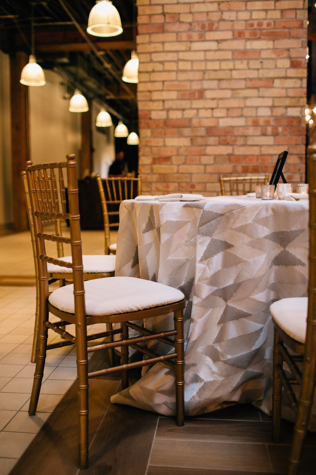 Grey Messaline linen by Creative Coverings, photography by Lindsey on