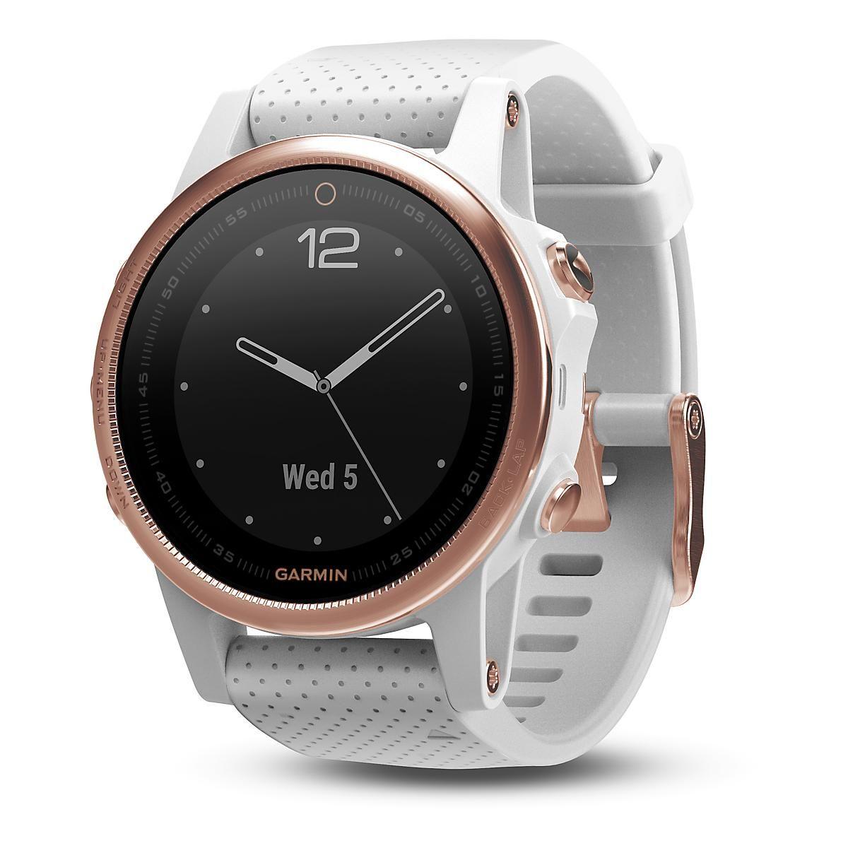 Garmin Fenix 5s Sapphire Gps Watch Gps Watch Garmin Watch Multisport Watch