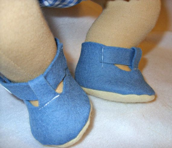 PDF Pattern Shoes for Dolls by LaliDolls on Etsy, $7.00
