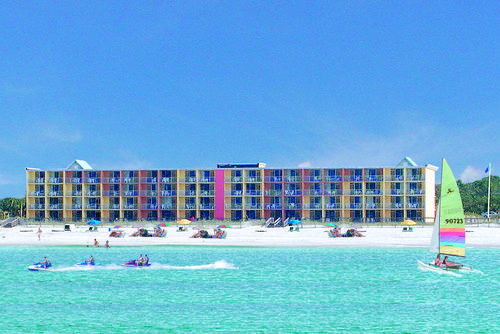 Seahaven Beach Hotel Panama City Florida