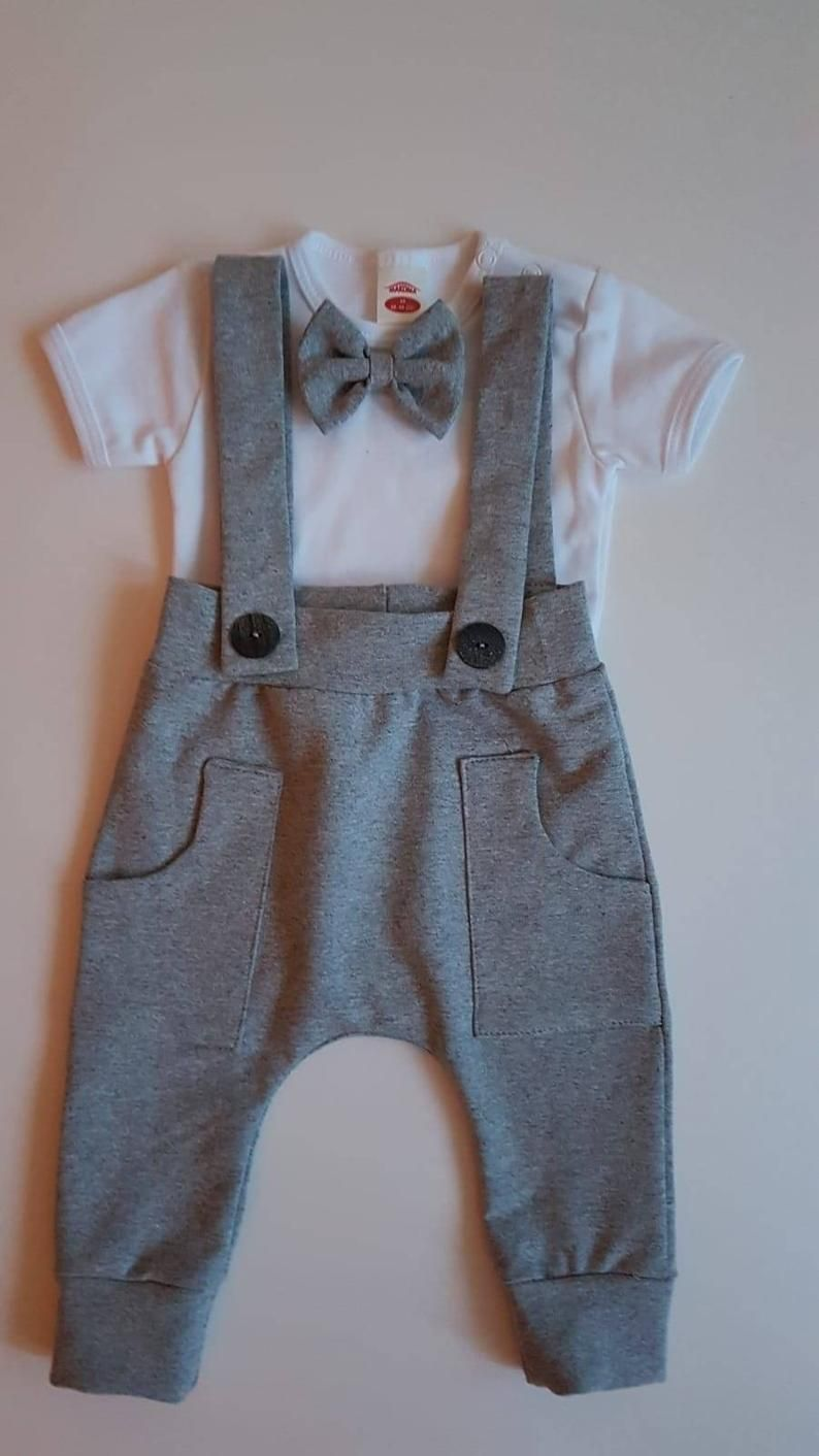 Baby boy baptism outfit, christening outfit baby, baby blessing, Dedication outfit, Baby Clothes, Coming Home, Baptism suits, Infant suits