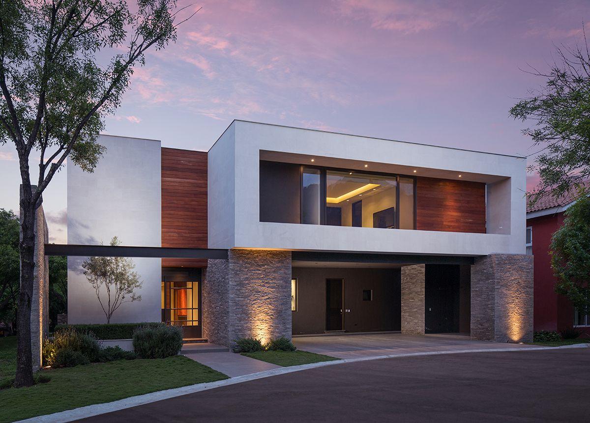 Pin de josefina en casa pinterest fachadas casas y casas modernas