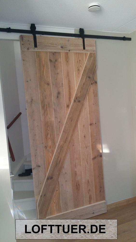 Wollen Sie Auch So Gerne Eine Eigene Lofttür Oder Schiebetür In Ihrer  Wohnung? Bestellen Sie Dann Bei Lofttuer.de Ein Schiebetürsystem Das Sie  Einfach ...