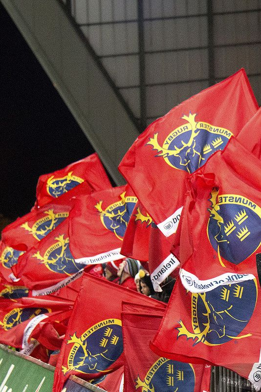 Munster Flags Munster Rugby Munster Rugby
