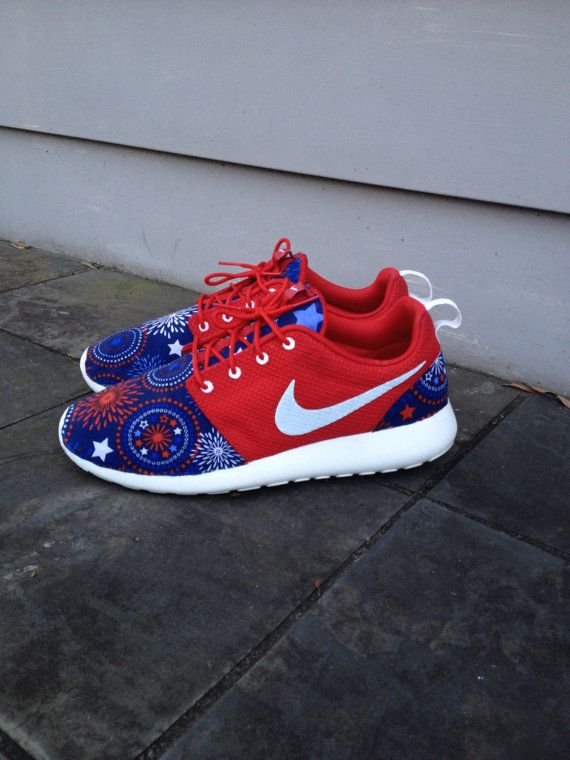 nike roshe 4th of july