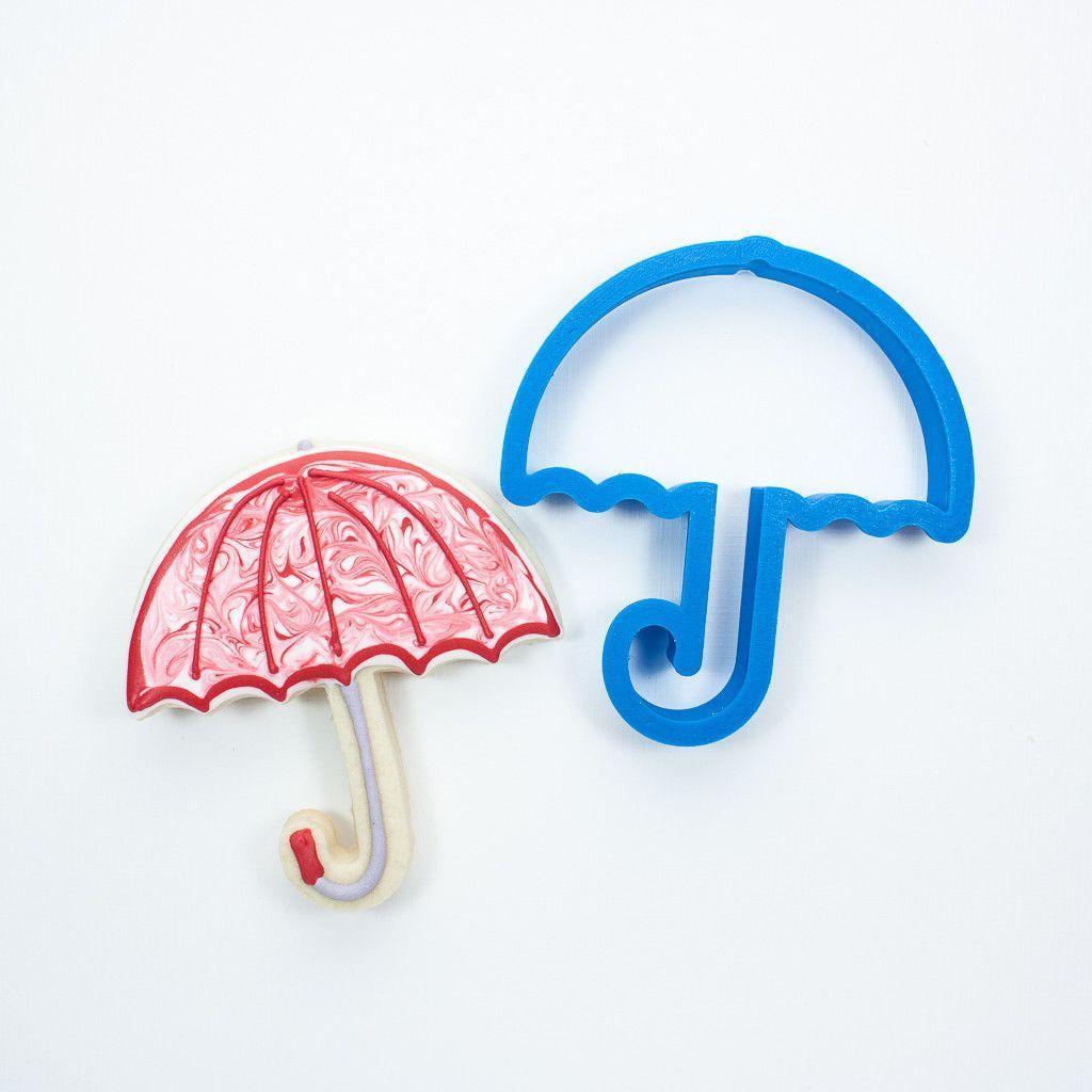 Umbrella Cookie Cutter