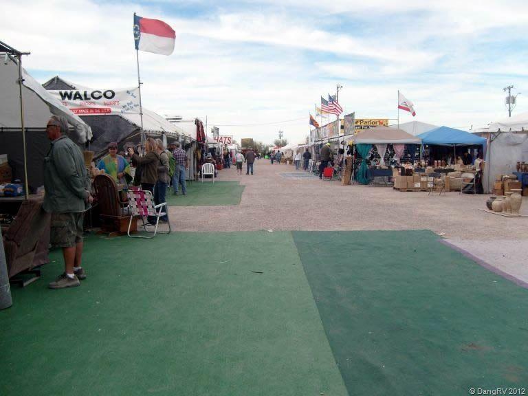 Tyson Wells Vendors In Quartzsite Quartzsite Colorado