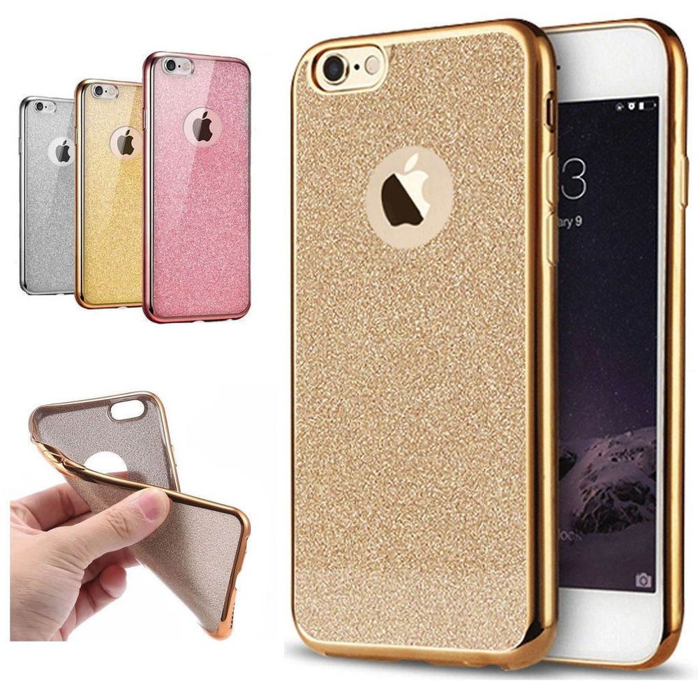 Slim Tpu Soft Protective Case Cover for iPhone 7 iPhone 5s  SE iPhone 6 6s Plus