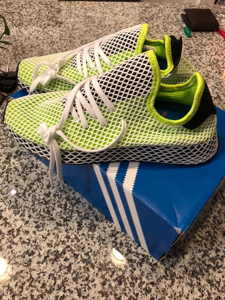b603b722f4faa Adidas Original Deerupt B27779 Men s Sizes US 10 Brand New in Box!  fashion   clothing  shoes  accessories  mensshoes  athleticshoes (ebay link)