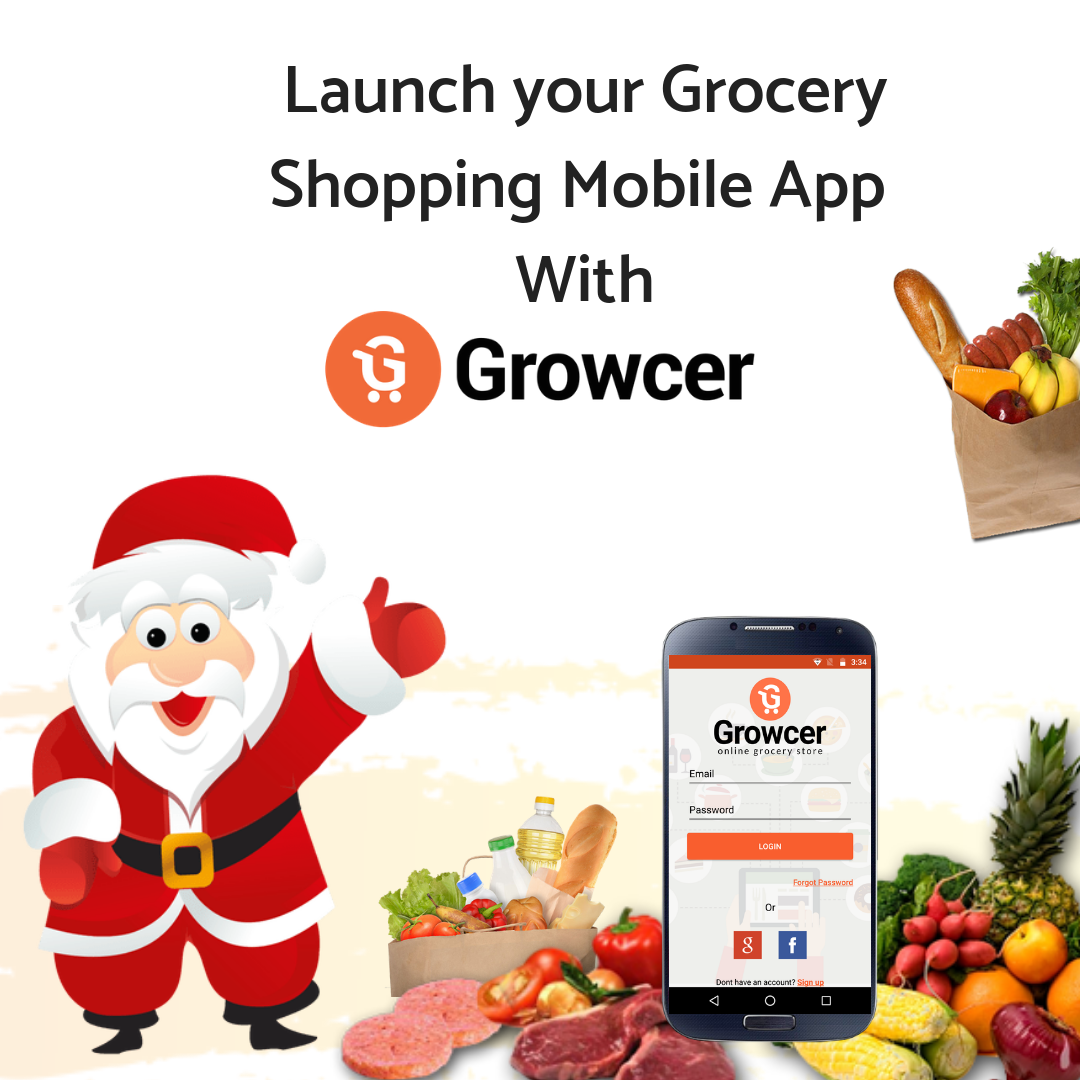 Are you looking to build a #MobileApp for an online grocery store
