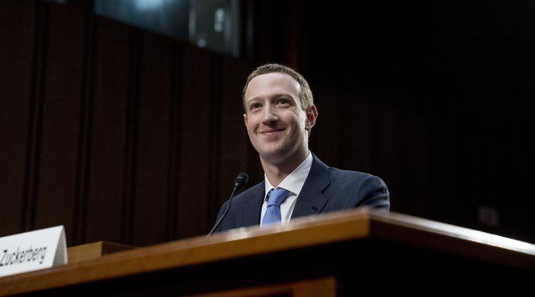 Facebook Ceo Mark Zuckerberg Has A Secret Tiktok Accounthttps Indianexpress Com Article Technology Tech News Te With Images Facebook Ceo Mark Zuckerberg Trump Supporters