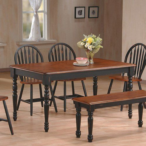 Home Source Wooster Dining Table   H 9571