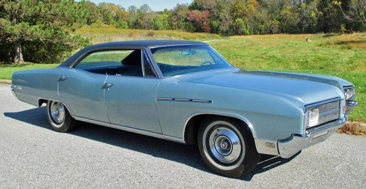 1968 Buick Lesabre 4 Door Hardtop Buick Lesabre Buick Cars Buick