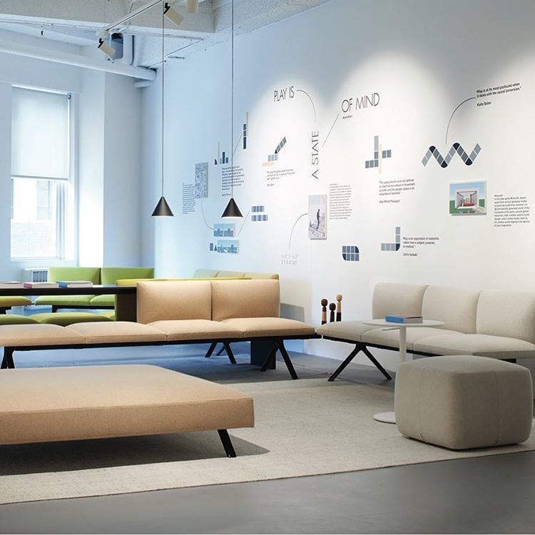 Idea By Okamura Salotto Hk On Work Lounge Interior Design