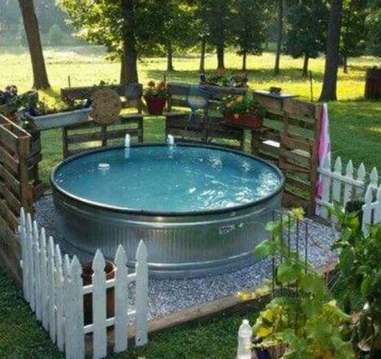 Horse Trough Bathtub Small Spaces