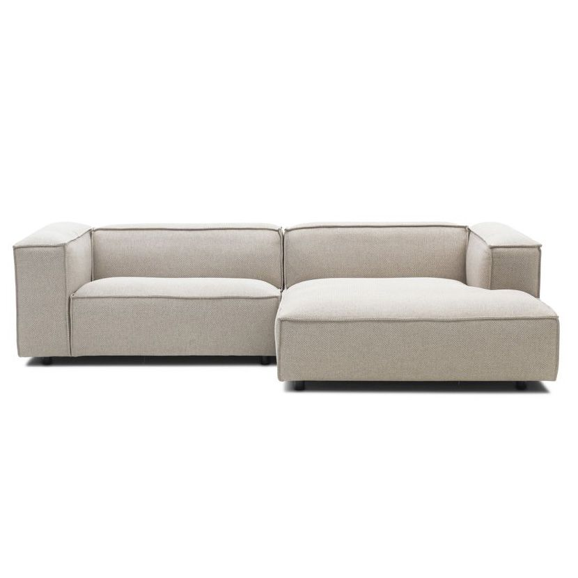 Dunbar 3 Seater Sofa Fabric Adore Juke Royal Board Cube Divano