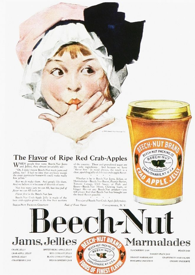 Advertisements In The 1920s