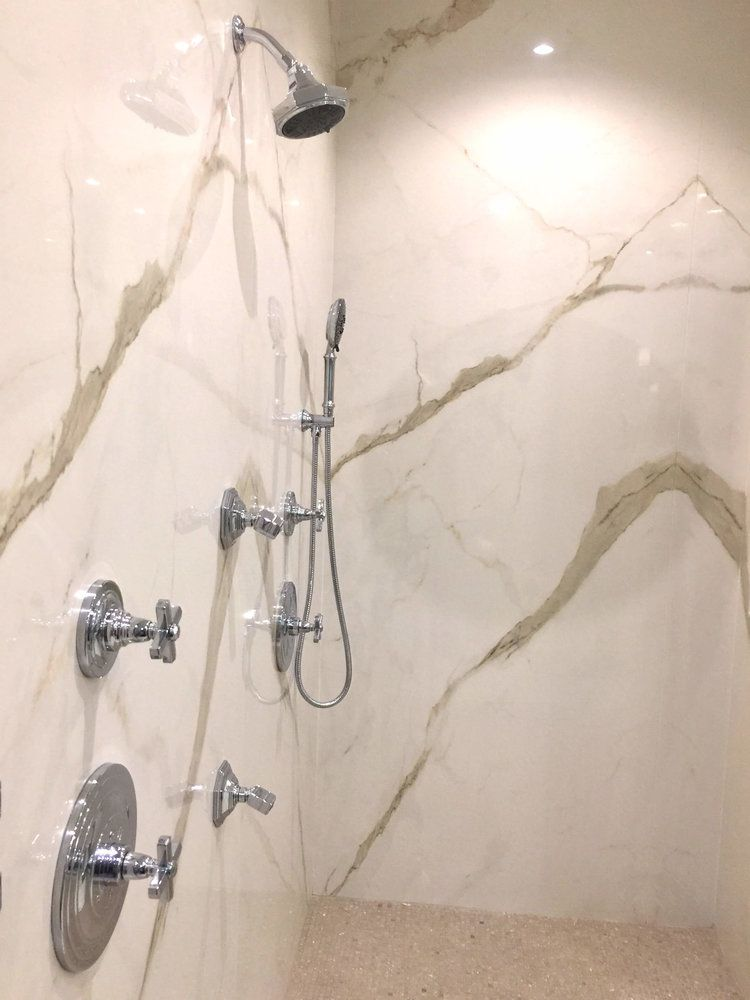 SHOWHOME TOUR - The New American Remodel   Home - Bathroom