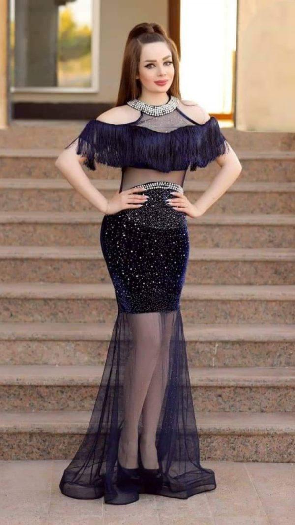 اجمل فساتين شيفون للمحجبات اجمل فساتين شيفون للبنات اجمل فساتين شيفون معرق اجمل فساتين شيفون للصبايا Fashion Dresses Stylish Party Dresses Trendy Dress Outfits