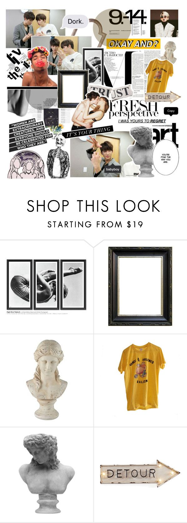 """¬ ADORATiON UPGRADE. (❁˘◡˘❁)"" by monochromatics ❤ liked on Polyvore featuring Ødd., McGinn, Prada, Trowbridge, Universal Lighting and Decor, Visionnaire and Dot & Bo"