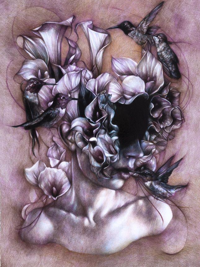 L'arte di Marco Mazzoni http://www.organiconcrete.com/2014/02/11/tuesday-poison-marco-mazzoni/