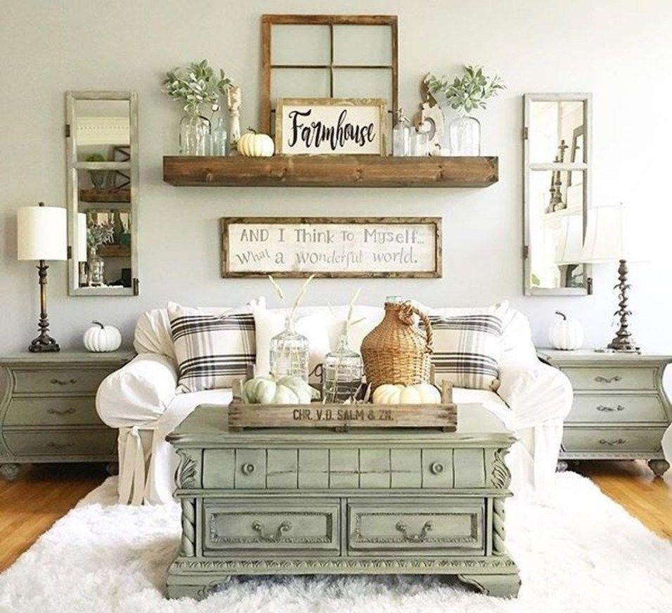 49 Cozy French Country Living Room Decor Ideas Modern Farmh