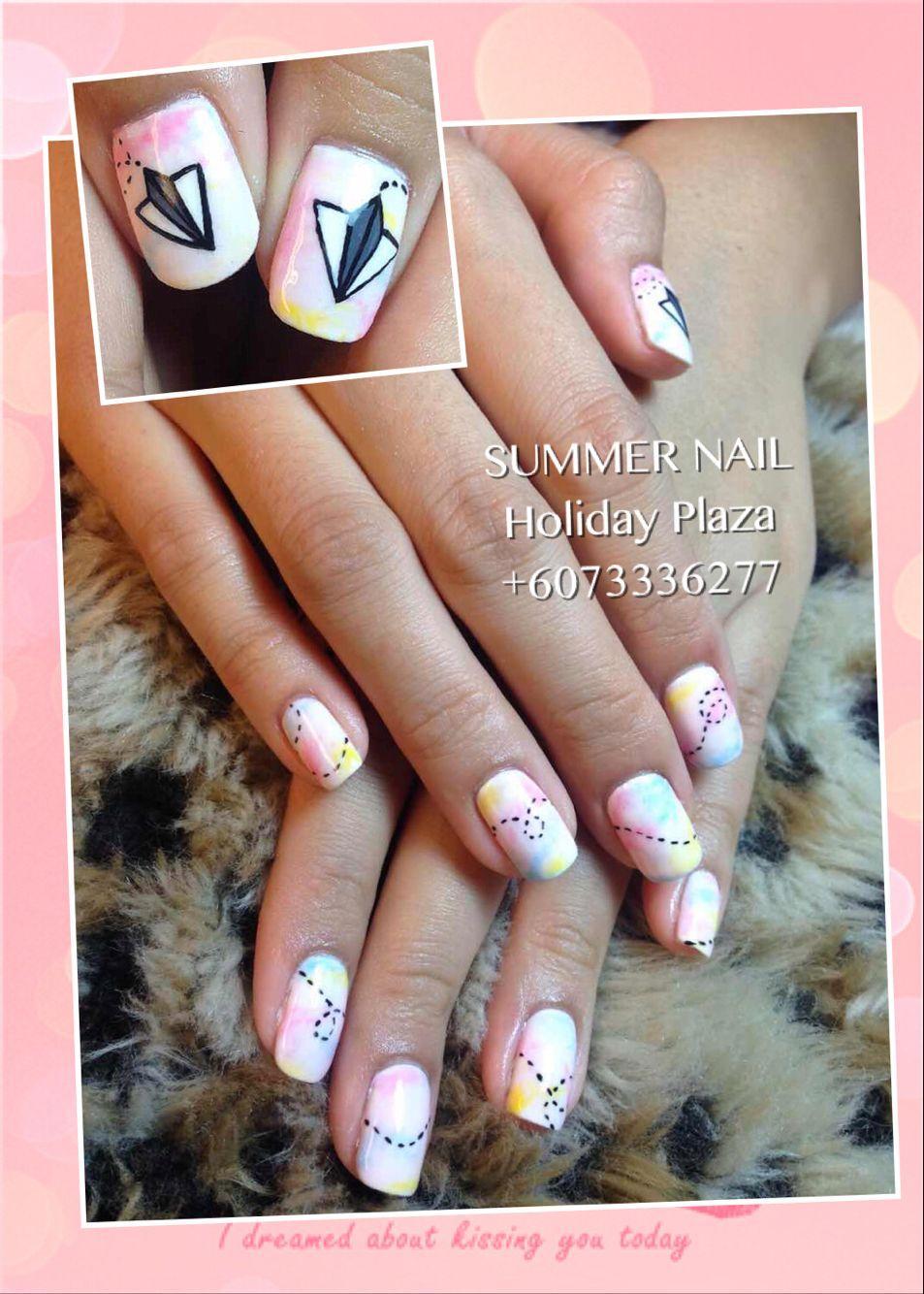 Foursquare Summer Nails Nails Bridal Nails