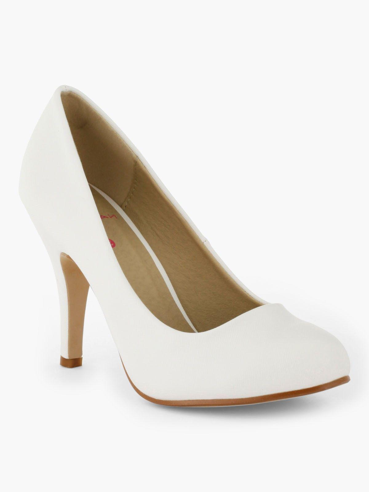 Naf BlancMariage By Escarpins Unis Chaussures N WEIDHY29