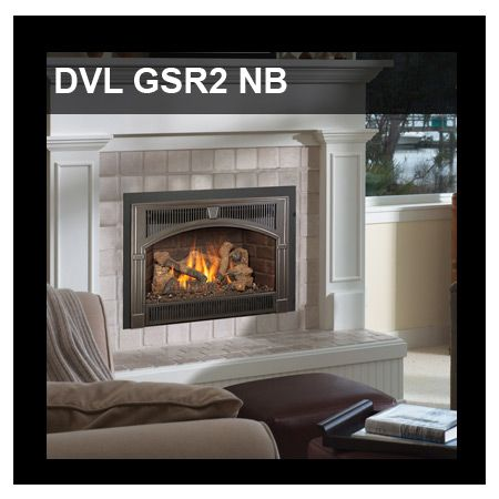 Columbus Ohio Gas Fireplace Inserts Available At Aspen Patio