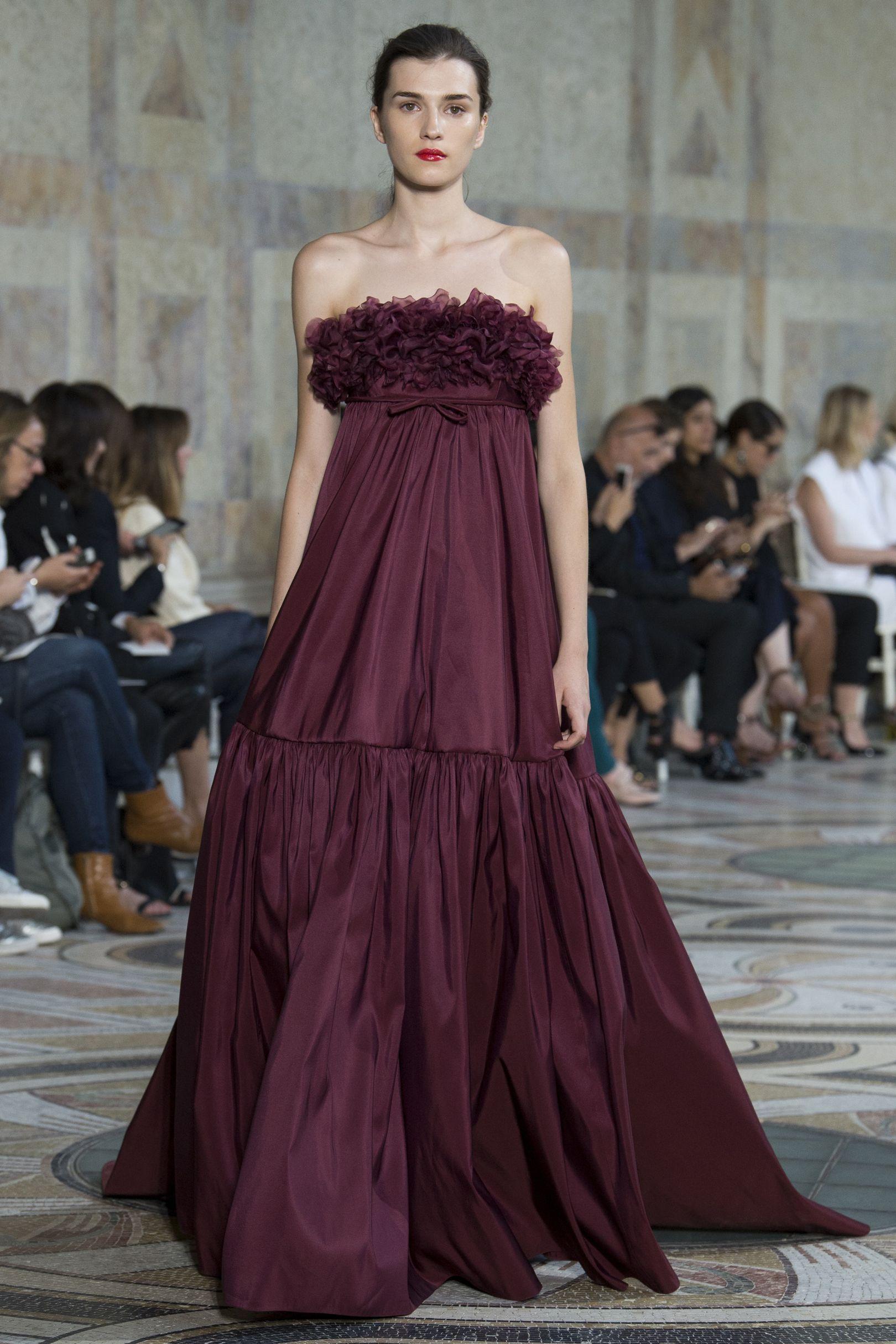 giambattista valli autumn/winter 2017 couture | style defined | moda