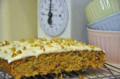 Spiced Carrot Traybake Original Recipe By Mary Berry Cake
