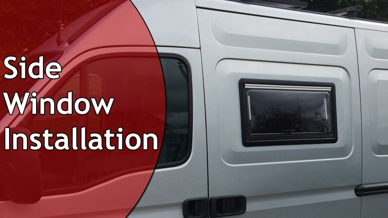 Side Window Installation