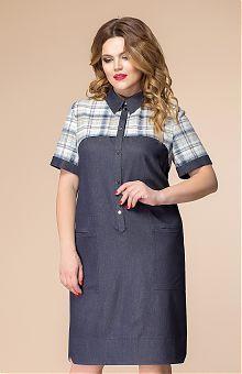 6eec9640c815 Купить платье больших размеров для полных женщин в интернет магазине  «L'Marka» [Страница 36]