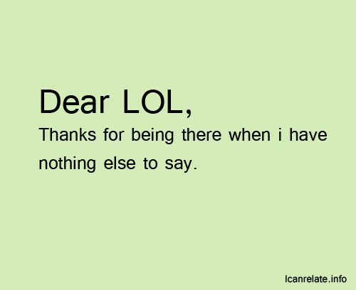 Indeed! Thank you LOL!