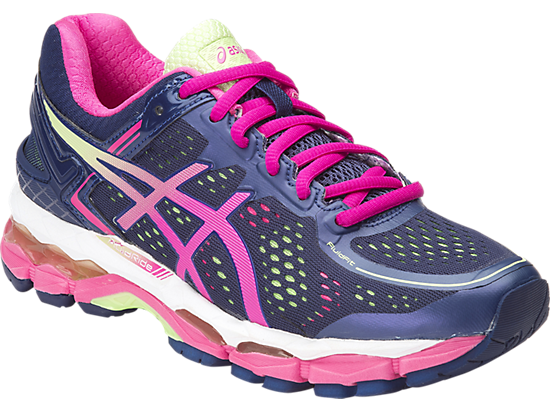 Footwear · GEL-Kayano 22 (2A) | Women | 2A | Indigo Blue/Pink · Asics ...