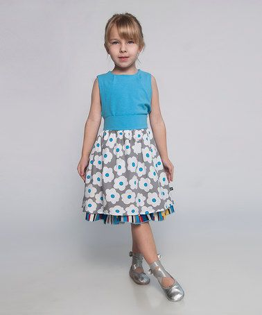 Another great find on #zulily! Edelweiss Ramblas Dress - Infant, Toddler & Girls #zulilyfinds
