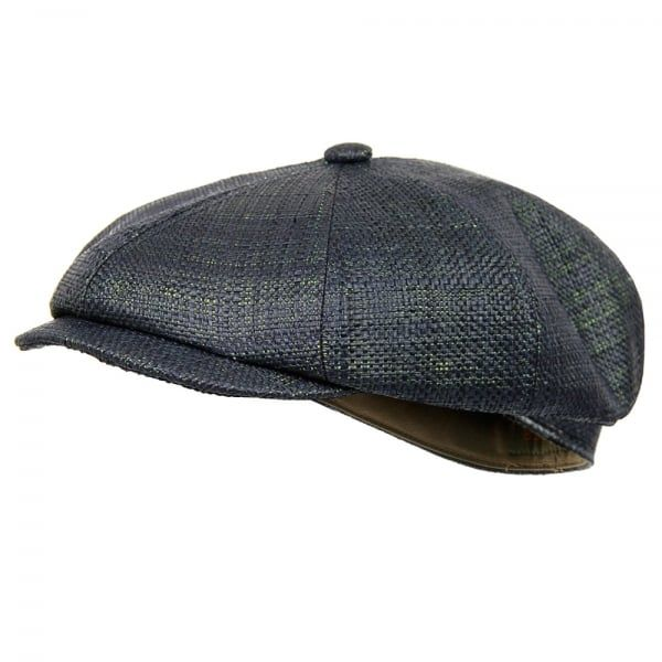 931c4440f Stetson Hats Hatteras Raffia Flat Cap- Dark Green | Style is What I ...