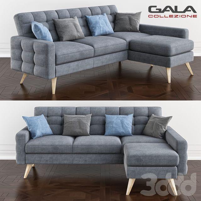 Corner sofa Nappa | Furniture | Pinterest | Corner, Living rooms and ...